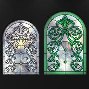 arco vetrata 3d model