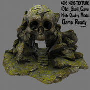 grotte du crâne (1) 3d model