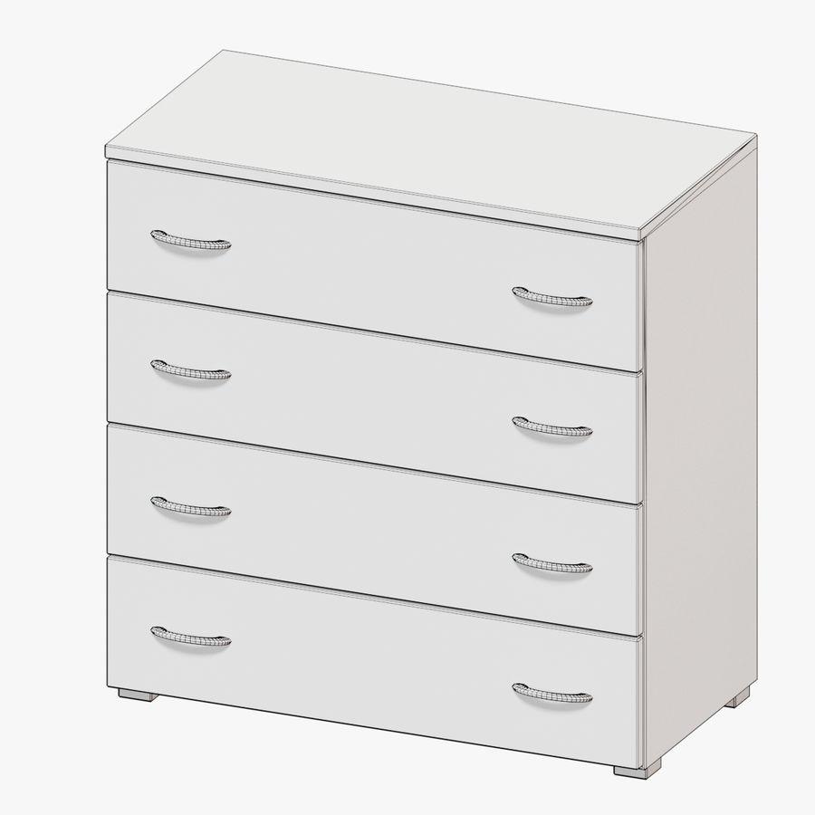 Collection de meubles royalty-free 3d model - Preview no. 5