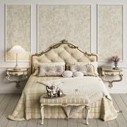 Savio Firmino 1767 Спальня 3d model