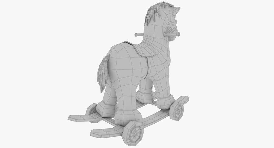 Fyllda leksaker royalty-free 3d model - Preview no. 52