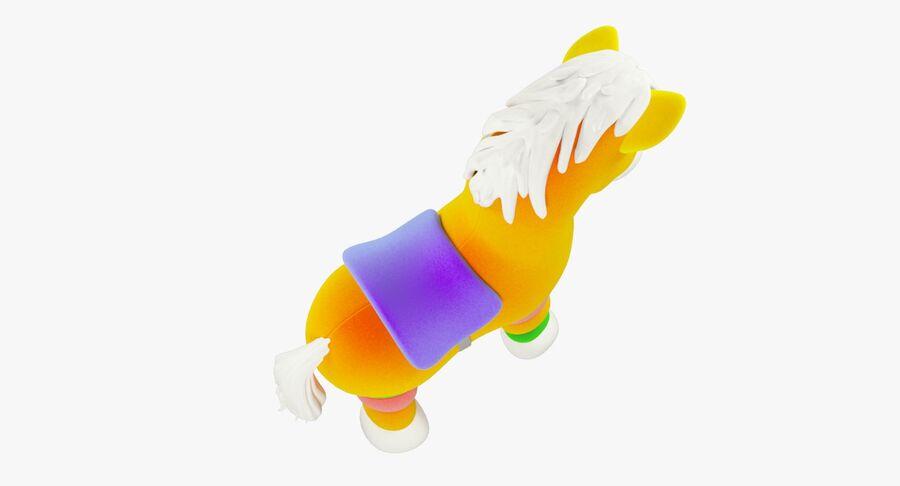 Fyllda leksaker royalty-free 3d model - Preview no. 14