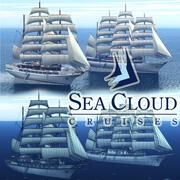 Sea Clouds Dreamscape 3d model