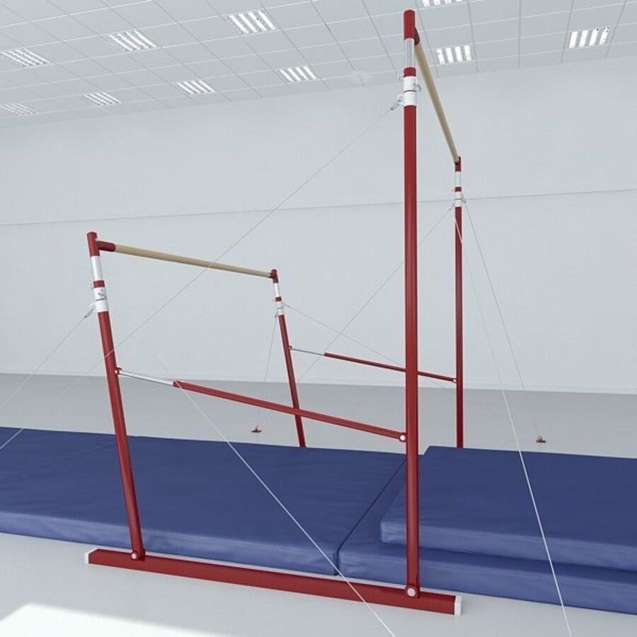 体操器材包 royalty-free 3d model - Preview no. 31