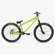 Dirt Jumping MTB Bicycle Specialized P26 3d model