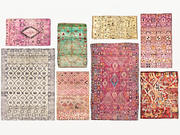 Carpet woven vintage moroccan vol 02 3d model