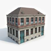 Appartement Maison 3 3d model