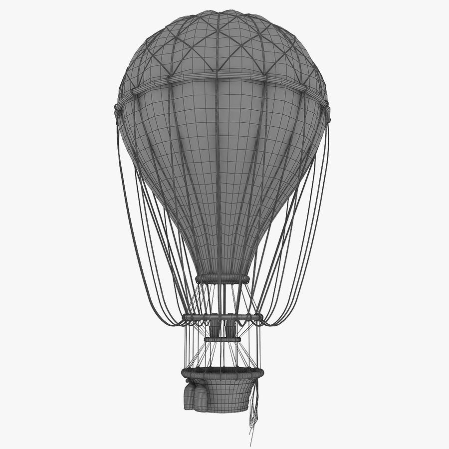 air balloon royalty-free 3d model - Preview no. 12