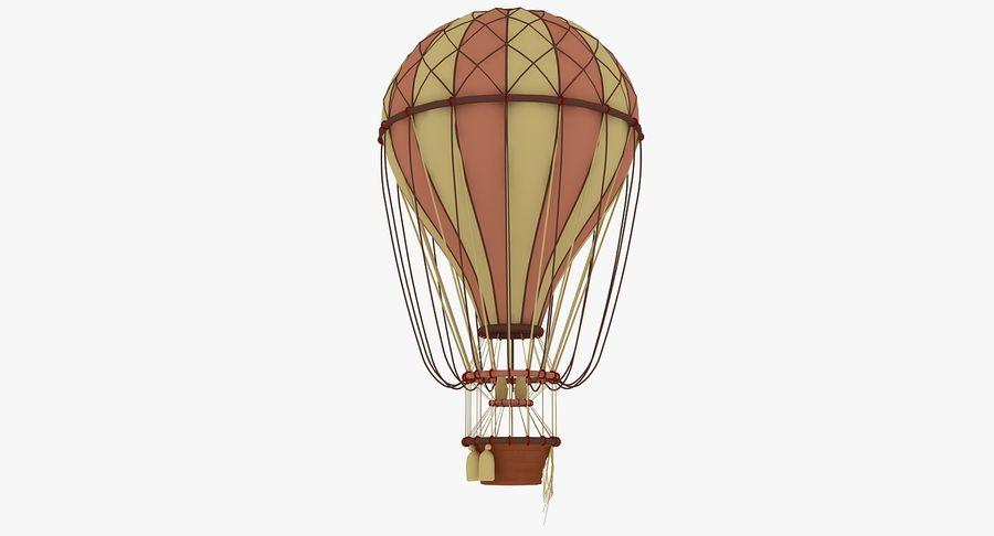 air balloon royalty-free 3d model - Preview no. 1