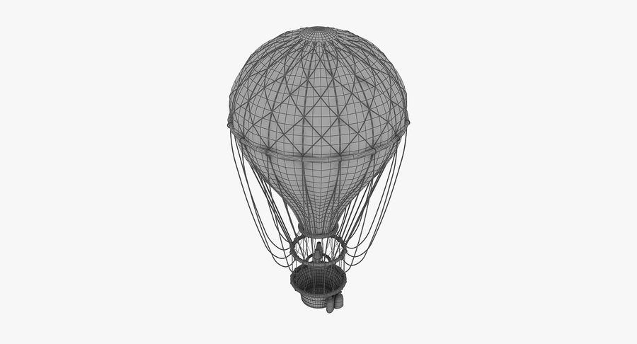 air balloon royalty-free 3d model - Preview no. 9