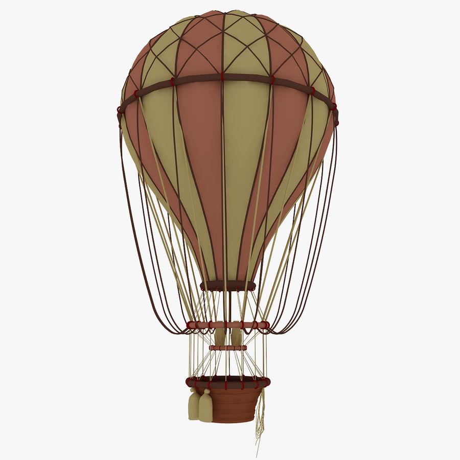 air balloon royalty-free 3d model - Preview no. 10