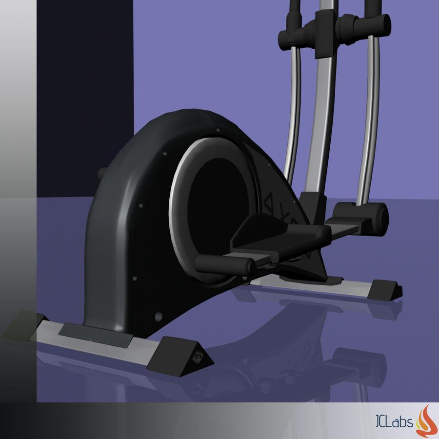 Kettler Crosstrainer royalty-free 3d model - Preview no. 14