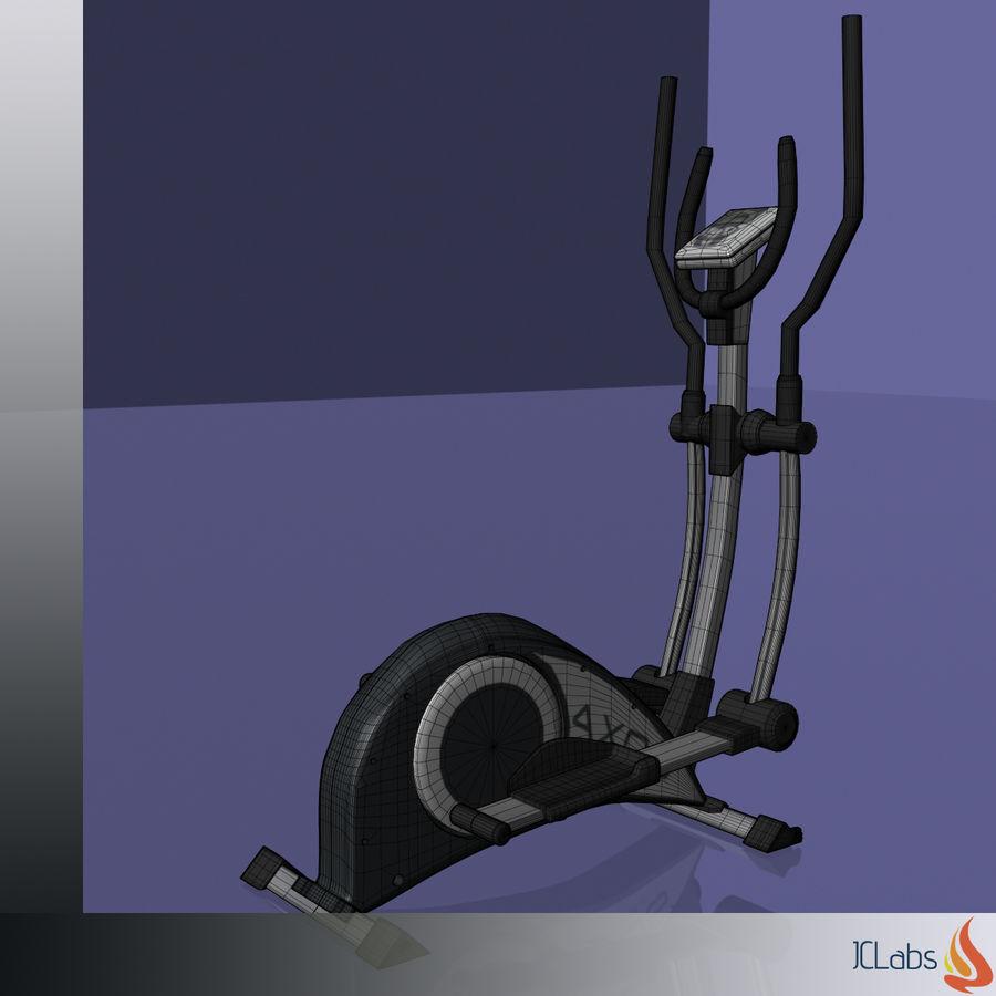 Kettler Crosstrainer royalty-free 3d model - Preview no. 16