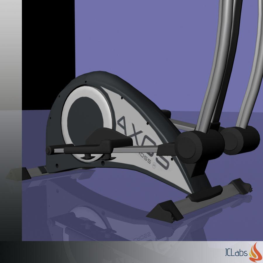 Kettler Crosstrainer royalty-free 3d model - Preview no. 15