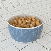 Cashew Bowl 3d model