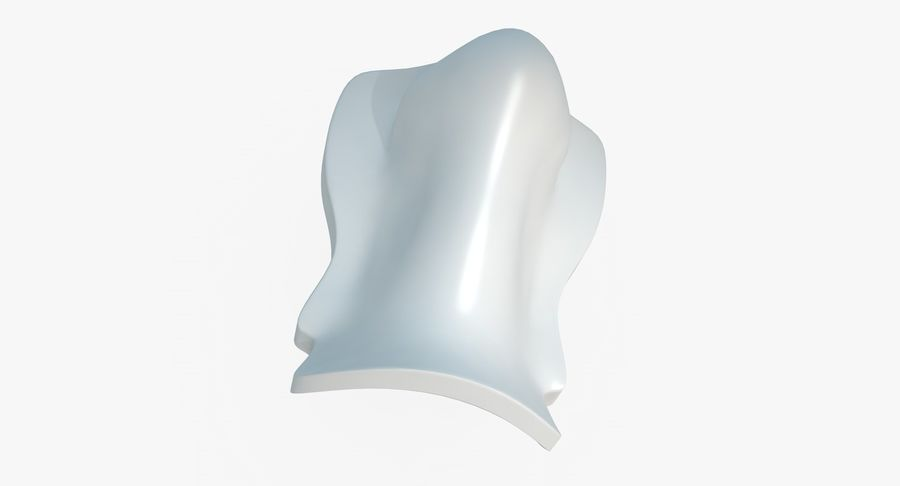 Nose royalty-free 3d model - Preview no. 18