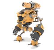 Droid的 3d model
