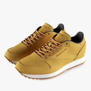 Reebok Classic Leather Shoes 3d model
