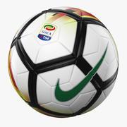 Nike Ordem V Serie A Football 3d model