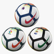 Nike Ordem V Football Collection 3d model
