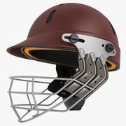 Cricket Helmet 03 3d model