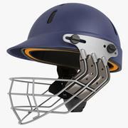 Cricket Helmet 01 3d model
