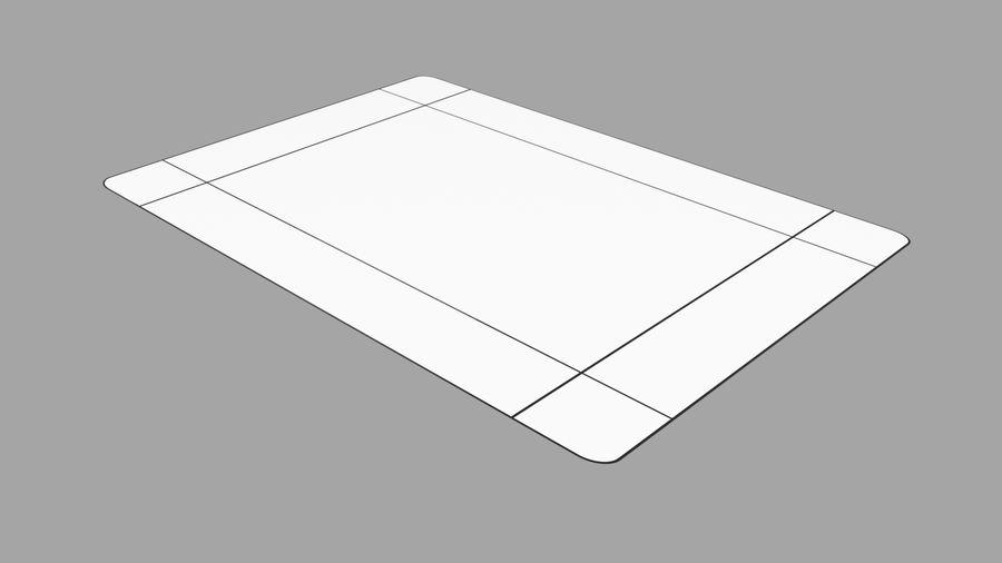 Giocando a carte royalty-free 3d model - Preview no. 15