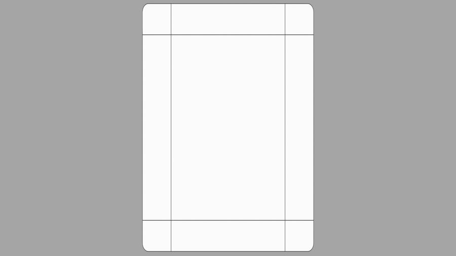 Giocando a carte royalty-free 3d model - Preview no. 19
