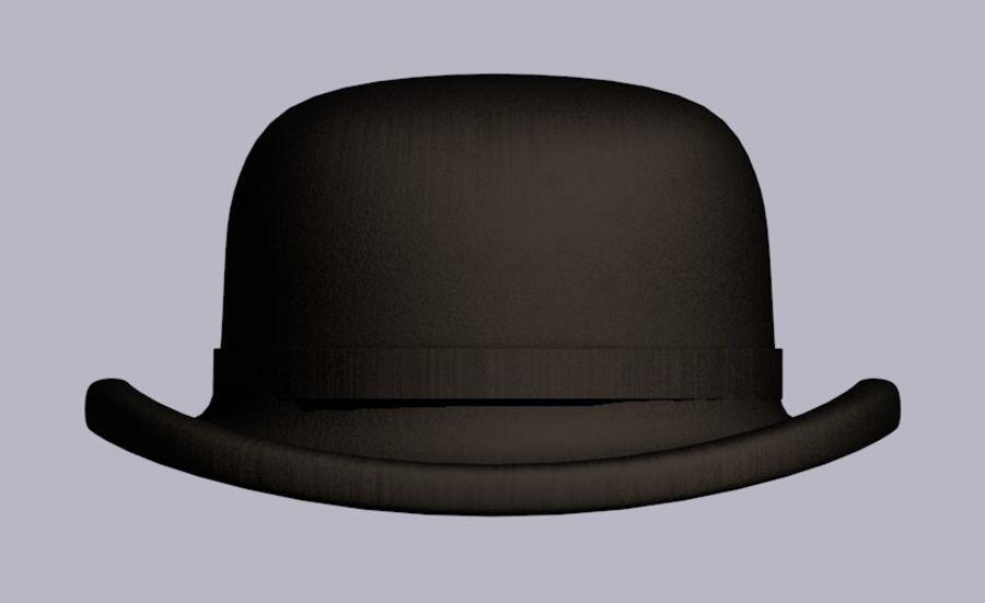 帽子 royalty-free 3d model - Preview no. 1