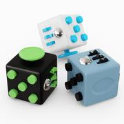 Fidget Cube modelo 3d