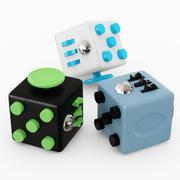 Fidget Cube 3d model