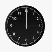 BONDIS Wall Clock 3d model
