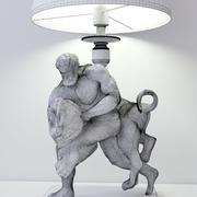 lâmpada hercules 3d model