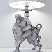 램프 헤라클레스 3d model