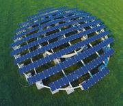 solar panel-2 3d model