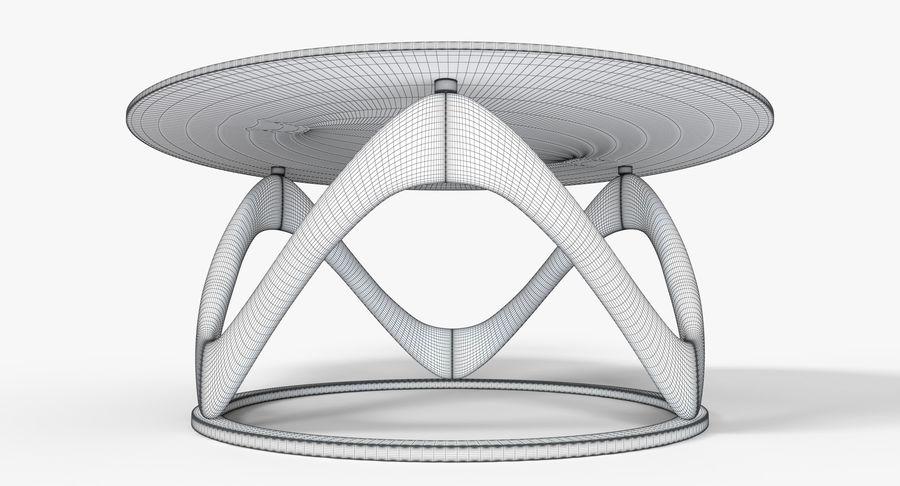 现代咖啡桌 royalty-free 3d model - Preview no. 19