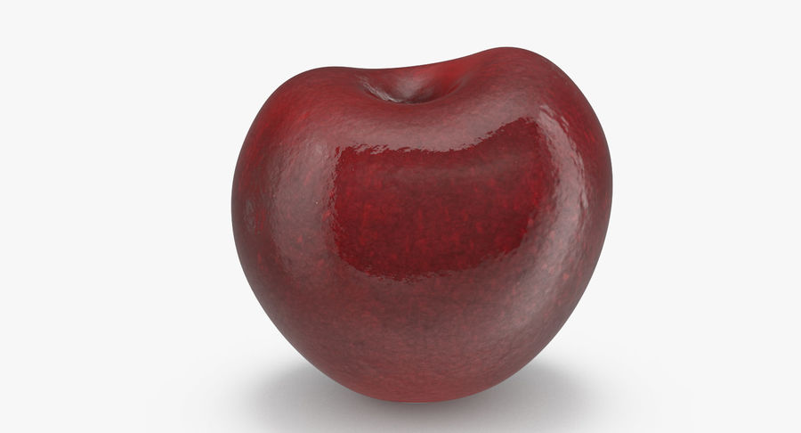 Cherry Fruit royalty-free 3d model - Preview no. 4