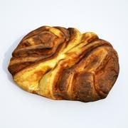 Pastry3 3d model