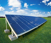 solar panel-1 3d model