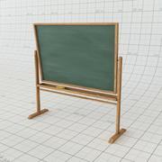 Tablica szkolna 3d model