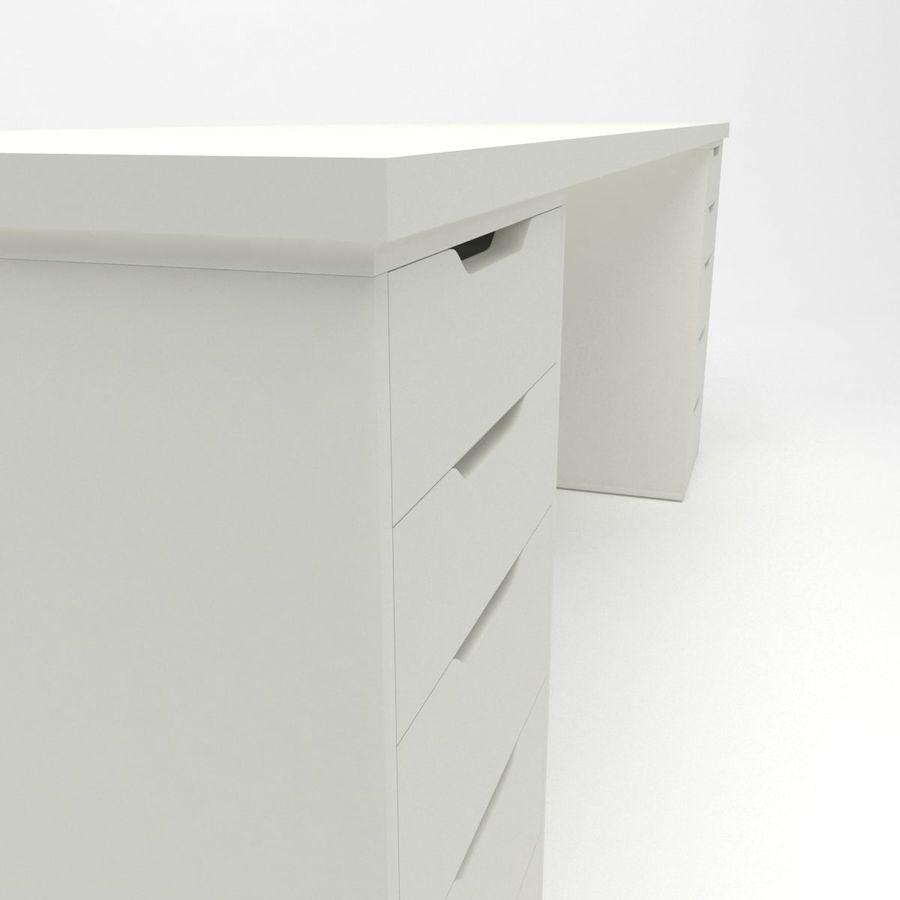 Tiroirs modèle 3D4max Free3D Avec Table Yy7gfb6