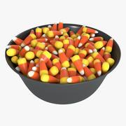 Şekerli Mısır 3d model