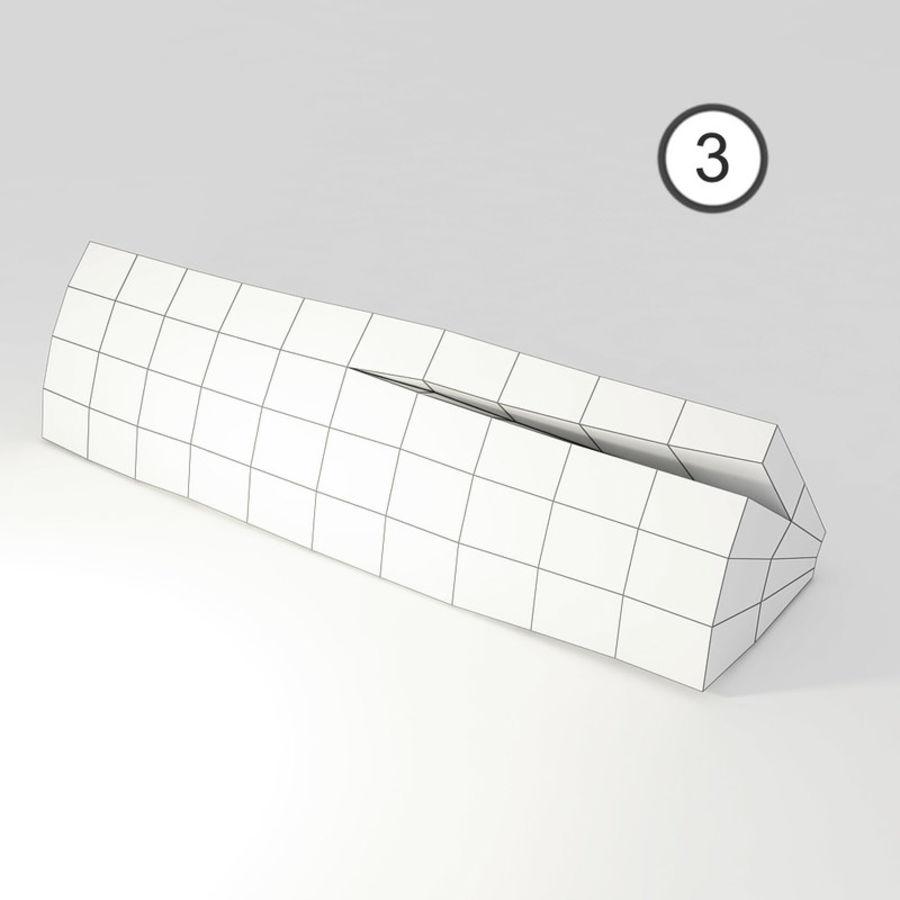 桦木柴 royalty-free 3d model - Preview no. 50
