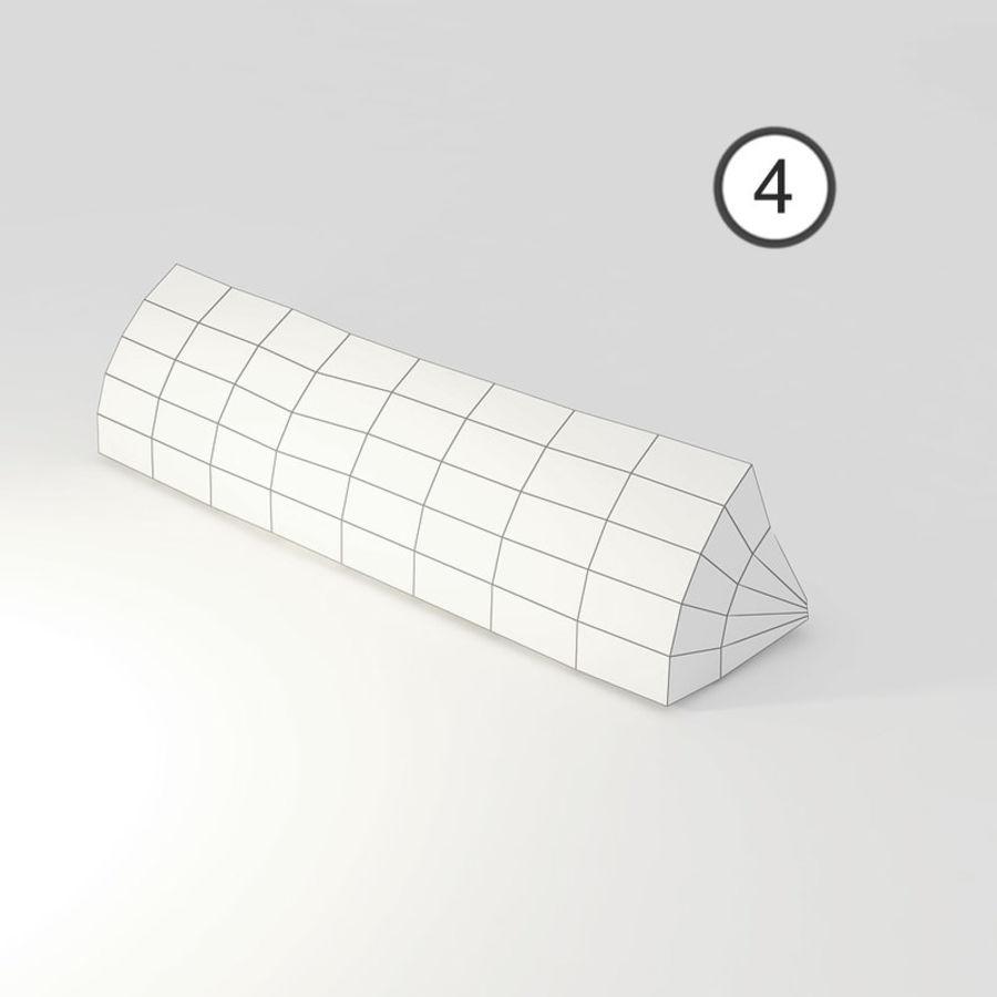 桦木柴 royalty-free 3d model - Preview no. 20