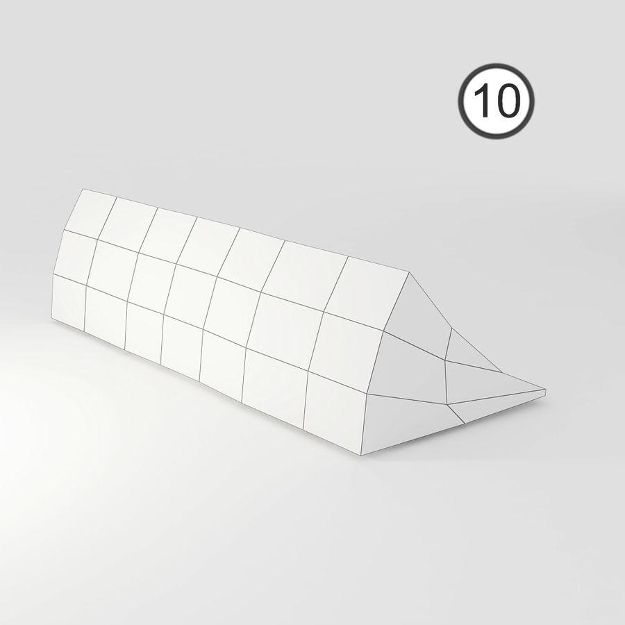 桦木柴 royalty-free 3d model - Preview no. 32