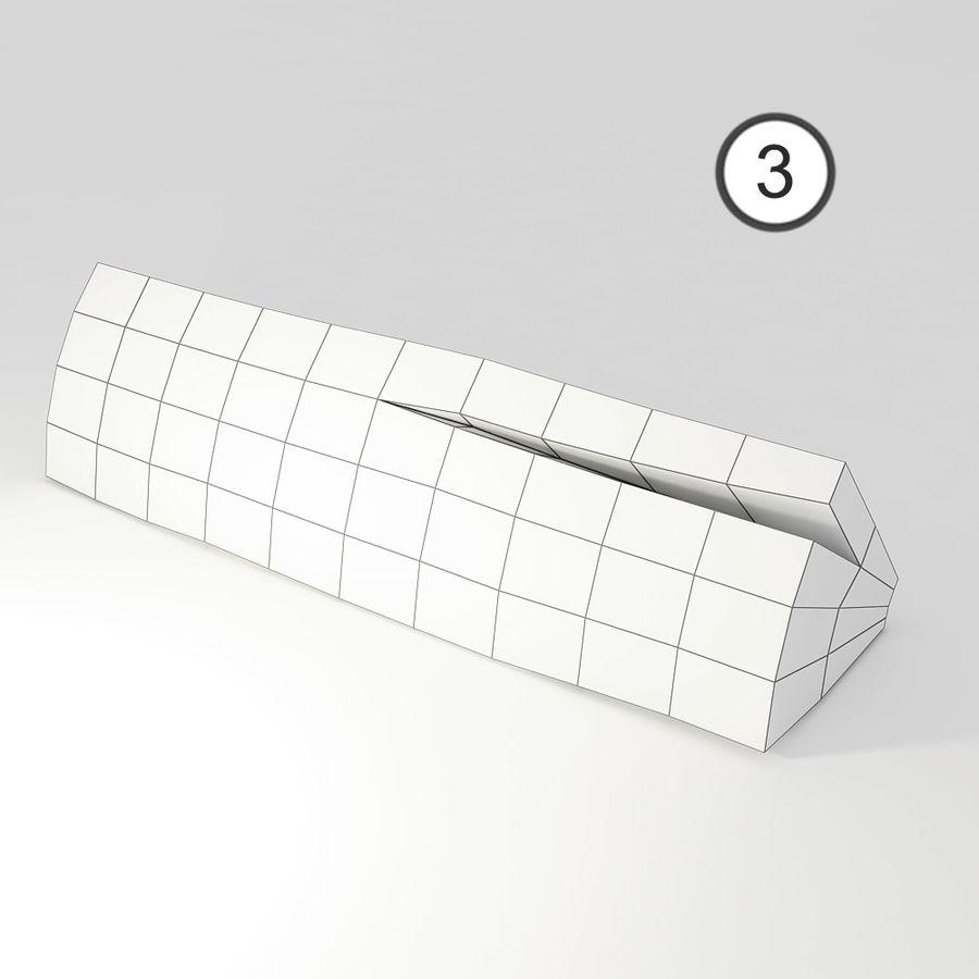 桦木柴 royalty-free 3d model - Preview no. 18