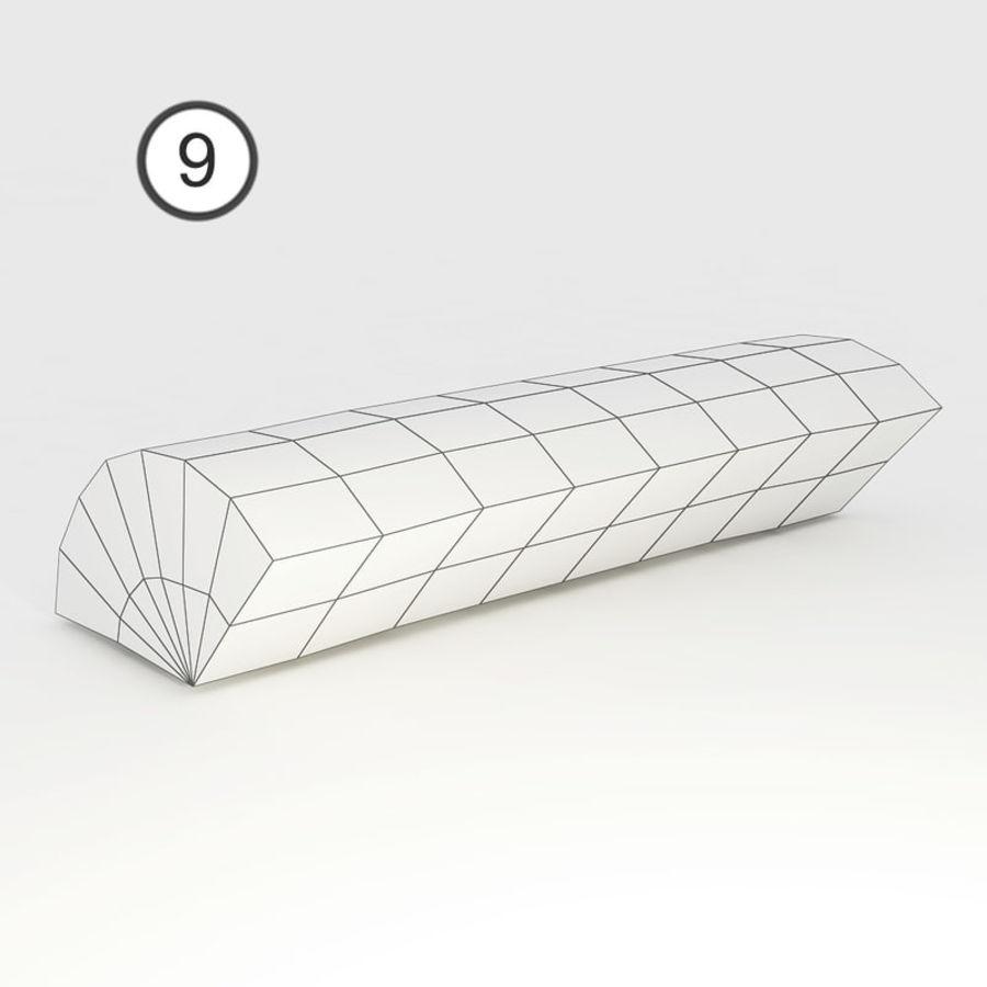 桦木柴 royalty-free 3d model - Preview no. 30