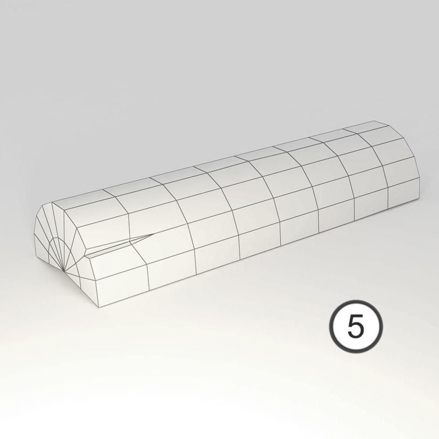 桦木柴 royalty-free 3d model - Preview no. 54