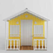 人形の家 3d model