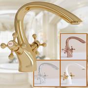 Mixer Faucet 3d model